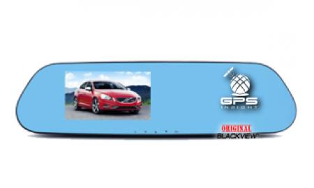 Dashcam Binnenspiegel+GPS