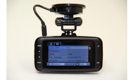 GS8000+GPS