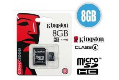Geheugenkaart 8 GB