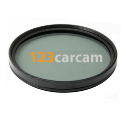 Dashcam CPL filter