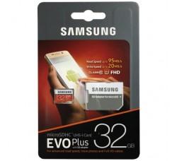 Geheugenkaart 32 GB en Adapter