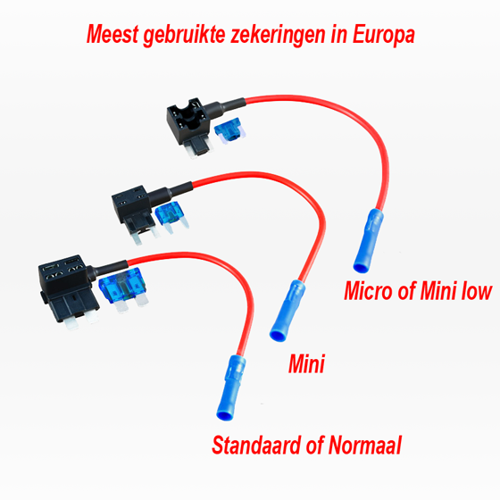 Auto zekeringen adapter