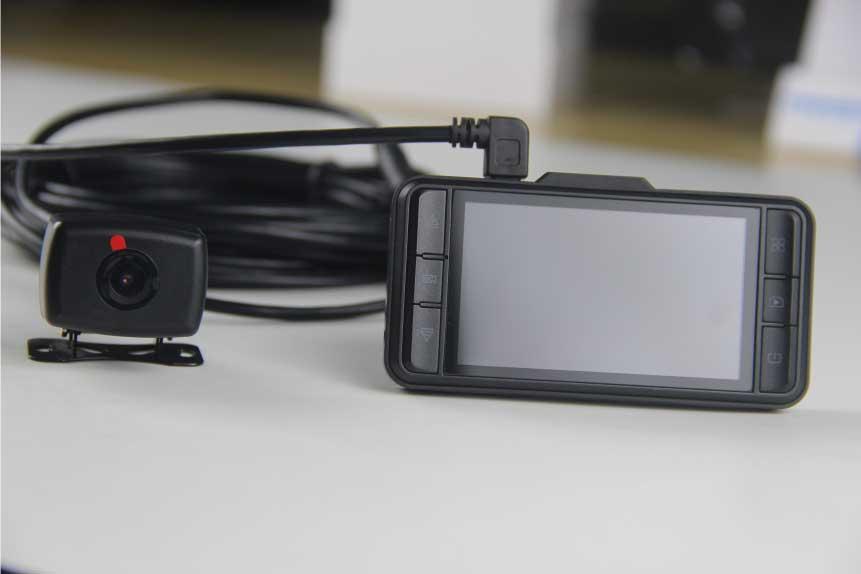 Dual dashcam camera SWY-cam-16