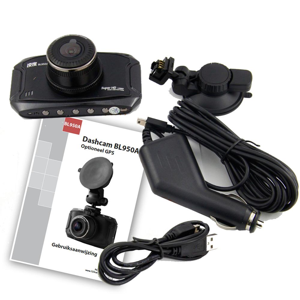 BL950A zonder GPS