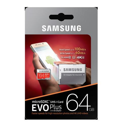 Samsung-EVO-plus-geheugen-64GB