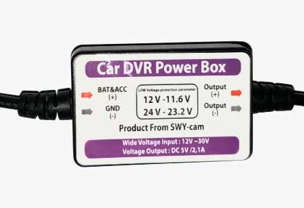 power box dashcam