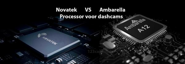 Dashcam processors