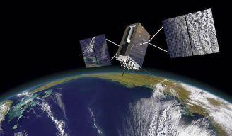 GPS dashcam satelliet
