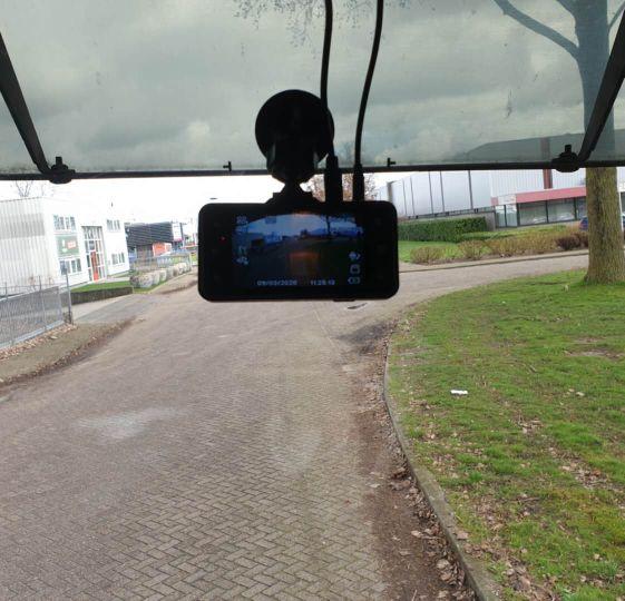 Dashcam vrachtwagen SWY-cam-16+GPS en Wifi