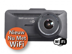 Dashcam SWY-cam16 + GPS  WiFi