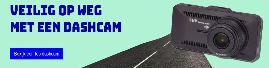 veilig op weg met een dashcam