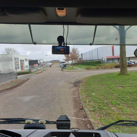 Vrachtwagen dashcam SWY-cam-16+GPS en Wifi